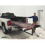 Darby Extend-A-Truck Hitch Cargo Carrier Review - 2014 GMC Sierra 1500