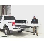 Darby Extend-A-Truck Hitch Cargo Carrier Review - 2016 Ford F-150