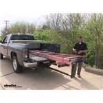 Darby Extend-A-Truck Hitch Cargo Carrier Review - 2013 Chevrolet Silverado