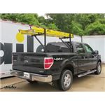 DeeZee Customizable Truck Bed Ladder Rack Review