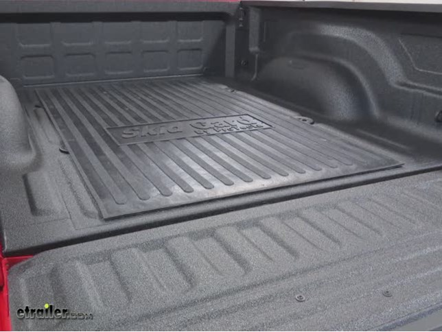 Deezee Universal Utility Mat For Trucks And Trailers 6