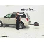 2012 Ford Escape Vehicle Accessories Etrailer Com