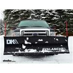 Video review detail k2 avalanche snowplow k2aval8422
