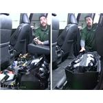 Du-Ha Under Rear Seat Truck Storage Box and Gun Case Review