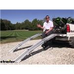 Erickson Arched Loading Ramp Set Review
