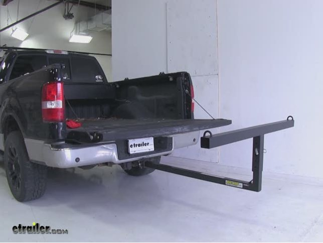 Erickson Big Bed Junior Load Extender For Truck Bed Or