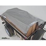 Video review erickson heavy duty silver tarp em57020