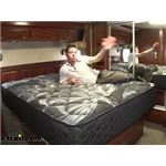 Video review etrailer edream supreme rv mattress e47fr