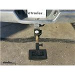 Video review etrailer extendable hitch step 288 08400