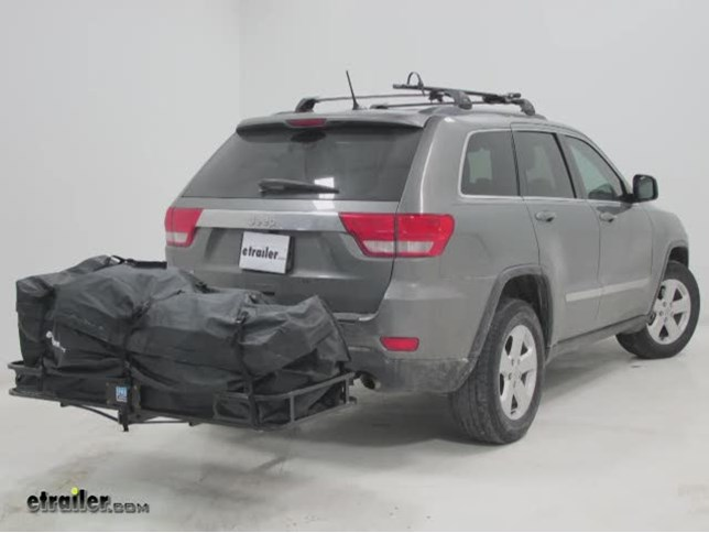 Etrailer Extra Large Cargo Bag Review Video