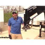 etrailer Gooseneck to 5th Wheel Trailer Coupler Adapter Review