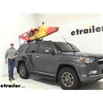 etrailer.com J-Style Kayak Carrier Review