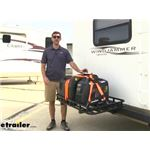 Video review etrailer rv bumper 24x40 cargo carrier e99050