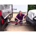 Video review etrailer sd tow bar 2020 jeep wrangler e34zr