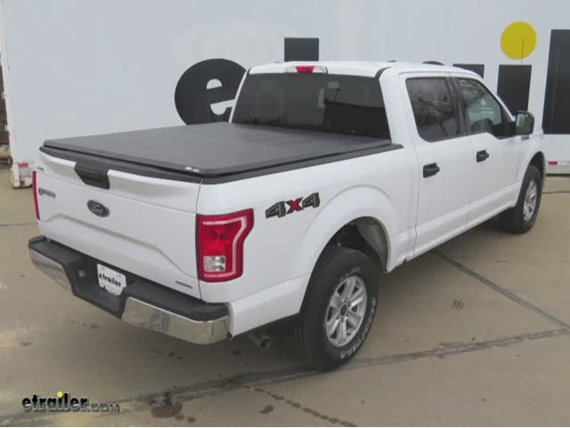 2016 Ford F 150 Tonneau Covers Extang