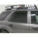 Curt Extension for Roof Mounted Cargo Basket Review