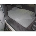 WeatherTech Front Floor Mats Review - 2009 Chevrolet Silverado