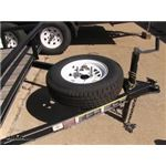 Fulton Economy Spare Tire Carrier with Lock Review