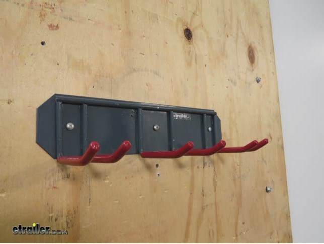 Gear Up Dos Wall Mount Ski Storage 2 Pairs Of Skis Gear