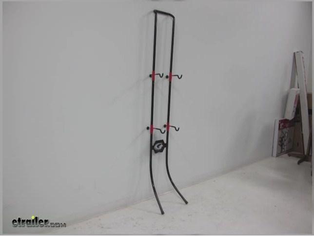 Gear Up Lean Machine Gravity Bike Rack Review Video