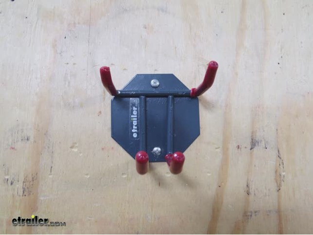 Thule Ski Rack >> Gear Up Uno Wall Mount Ski Storage - 1 Pair of Skis Gear ...