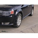 Glacier Cable Snow Tire Chains Review - 2010 Ford Flex