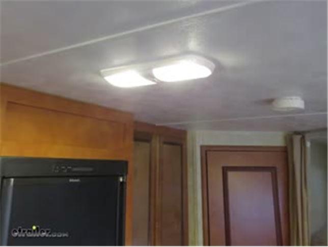 3 New RV Interior Led Ceiling Frost Light Single Dome Boat Camper Trailer  12v