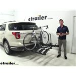 Hollywood Racks Hitch Bike Racks Review - 2018 Ford Explorer