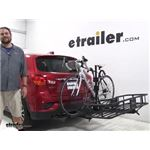 Hollywood Racks  Hitch Bike Racks Review - 2018 Mitsubishi Outlander Sport