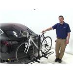 Hollywood Racks Hitch Bike Racks Review - 2018 Tesla Model 3