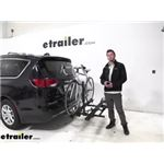 Hollywood Racks Hitch Bike Racks Review - 2020 Chrysler Pacifica