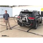 Hollywood Racks Sport-Rider-SE Hitch Bike Racks Review - 2014 Jeep Grand Cherokee