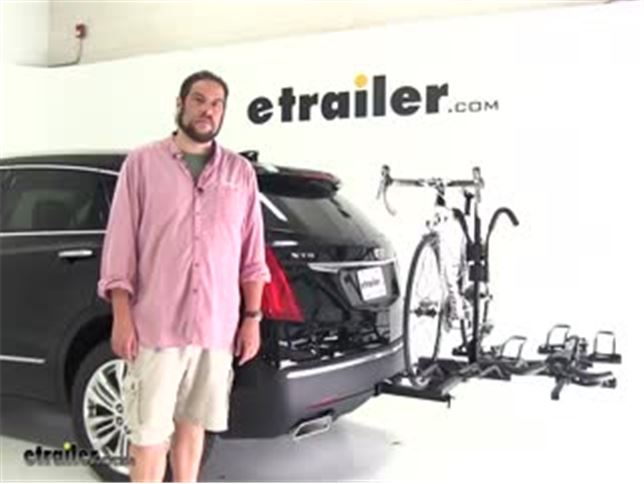 3329d730c34 Hollywood Racks Sport-Rider-SE Hitch Bike Racks Review - 2018 Cadillac XT5