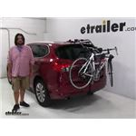 Hollywood Racks  Trunk Bike Racks Review - 2017 Buick Envision