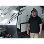 Video review hopkins rv and trailer electronic led smart level hm08201