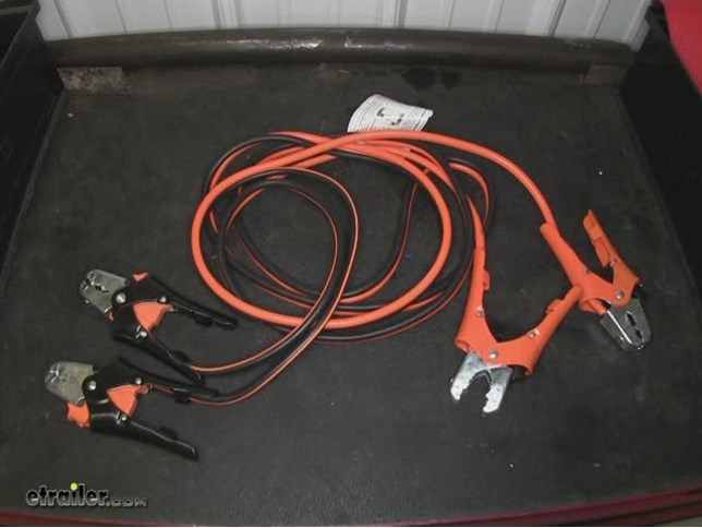 Super Jumper Cables : Compare hopkins super duty vs