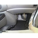 Husky Front Floor Liners Review - 2006 Ford E-350 Van