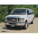 Husky Front Floor Liners Review - 2008 Ford Van