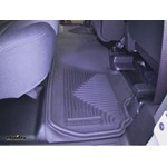 Husky Liners X-Act Contour Rear Floor Liners Review - 2013 Chevrolet Silverado