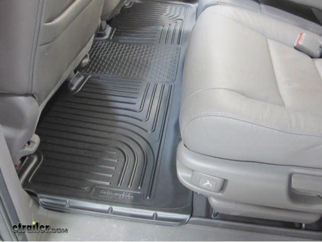 2014 Honda Odyssey Floor Mats Husky Liners