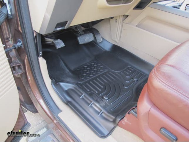 liner front for floors f mats ford pin weathertech floor tan