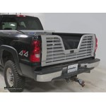 Video review husky liners louvered tailgate hl15230