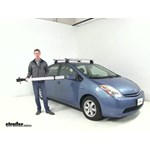 Inno Roof Bike Racks Review - 2006 Toyota Prius