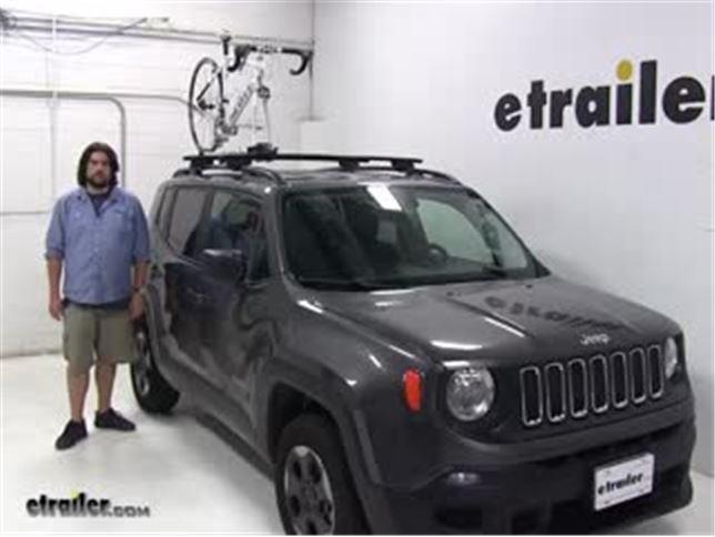 Inno Roof Bike Racks Review 2017 Jeep Renegade Video