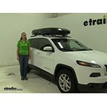 Inno  Roof Cargo Carrier Review - 2016 Jeep Cherokee
