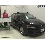 Inno  Roof Rack Review - 2013 Volkswagen Jetta