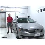 Inno Roof Rack Review - 2014 Volkswagen Passat