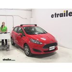Inno  Roof Rack Review - 2015 Ford Fiesta