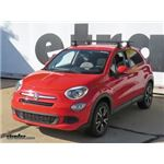 Inno Roof Rack Review - 2016 Fiat 500X