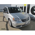 K Source Universal Clip-On Towing Mirror Installation - 2012 Chrysler Town and Country